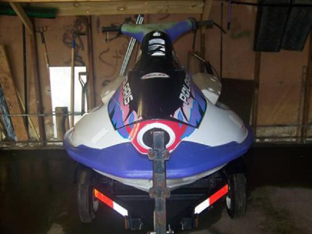 $200 1994 polaris jetski hull