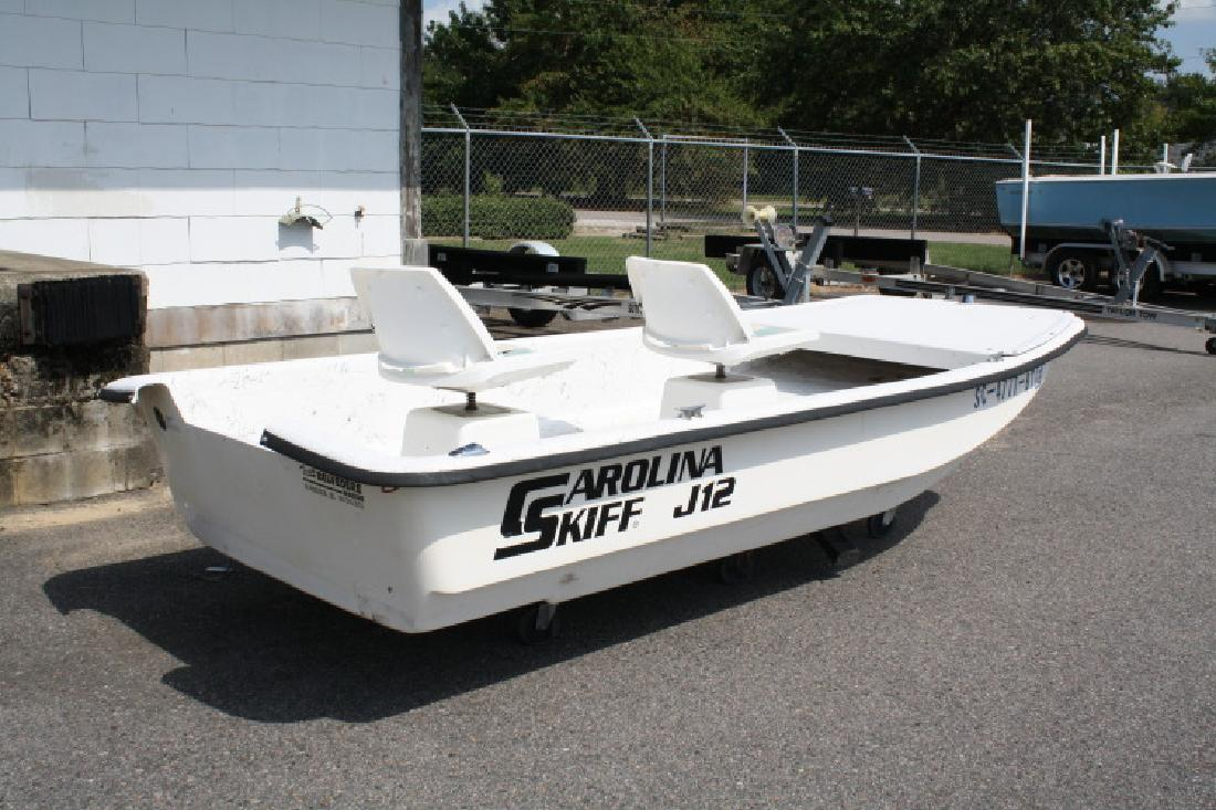2005 - Carolina Skiff - J1250 Jon hull only in Aiken, SC for sale ...
