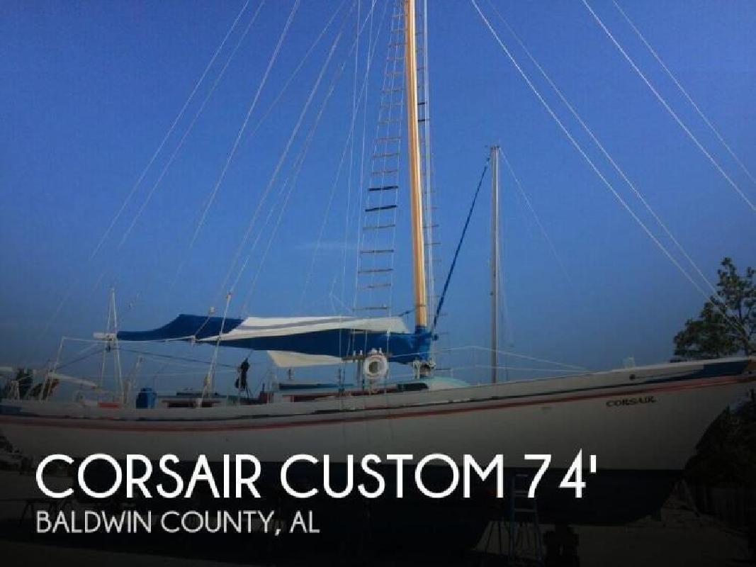 1978 74 Corsair Josephine AL