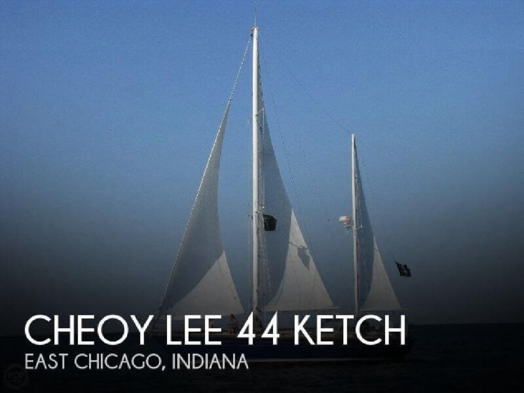 1979 Cheoy Lee Shipyard 44 Ketch East Chicago IN