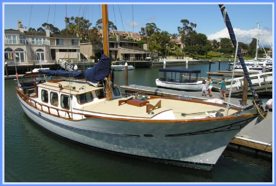 motorsailer Boats for sale | BoatQuest