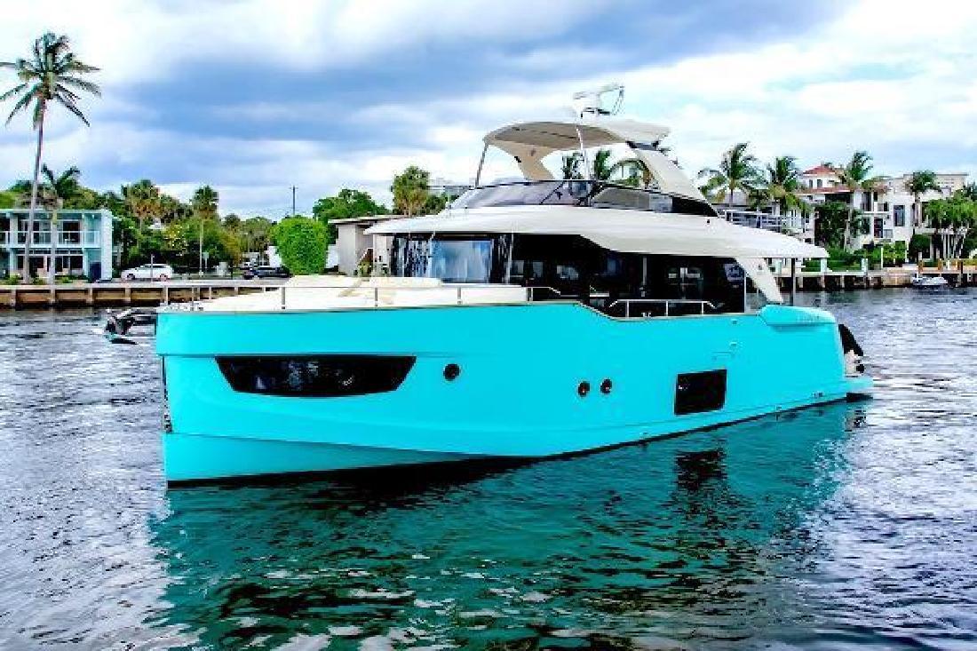 2018 Absolute 58 Navetta Key Largo FL