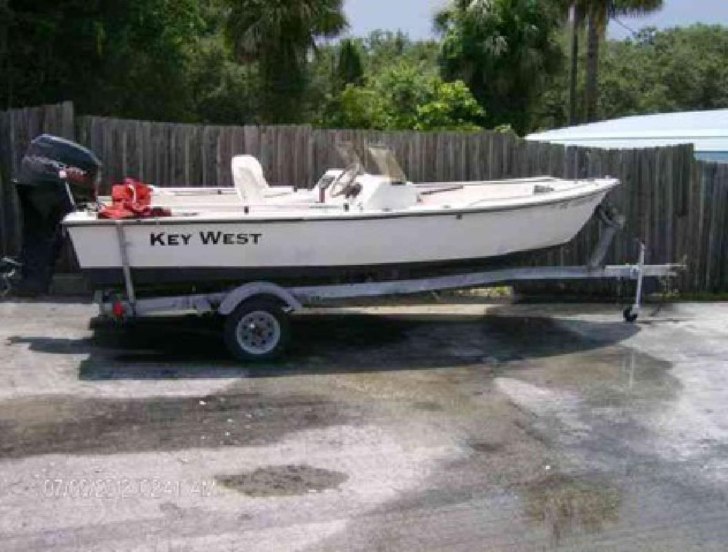 $2,900 Used 1989 KEYWEST Outboard