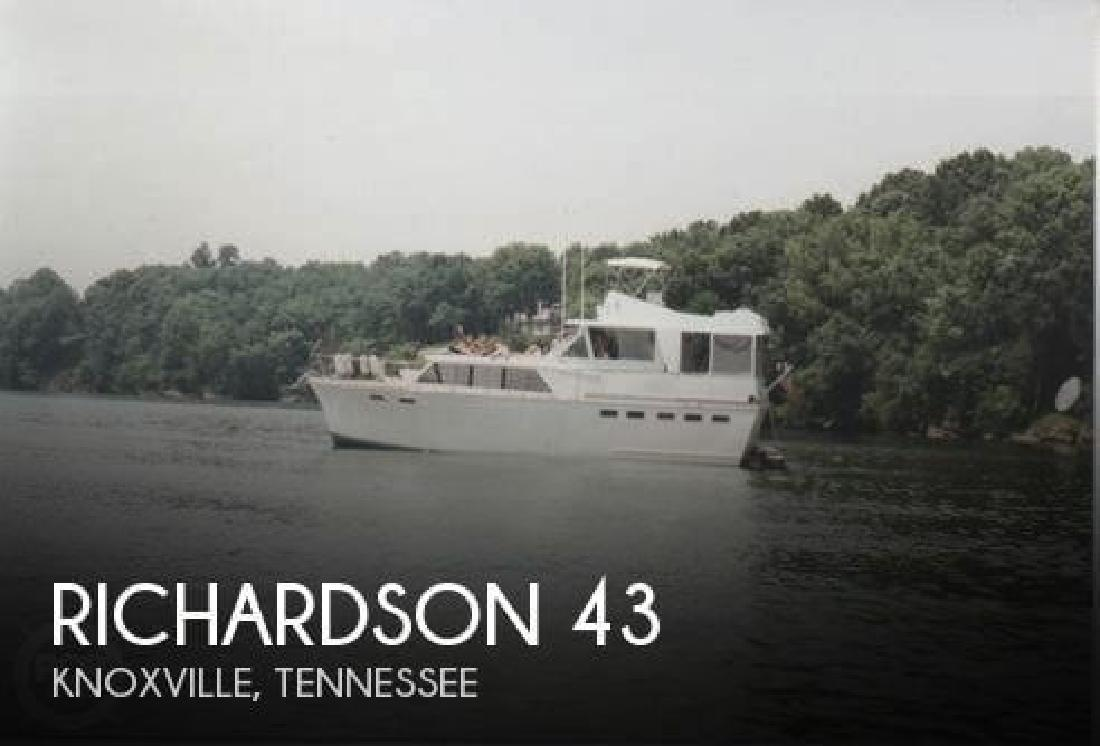 1962 Richardson 43 Knoxville TN