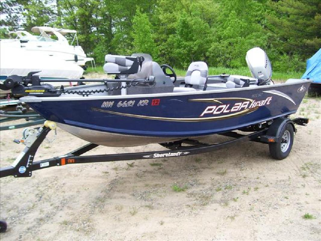 Polar kraft boat listings in mn for Used fishing boats for sale mn