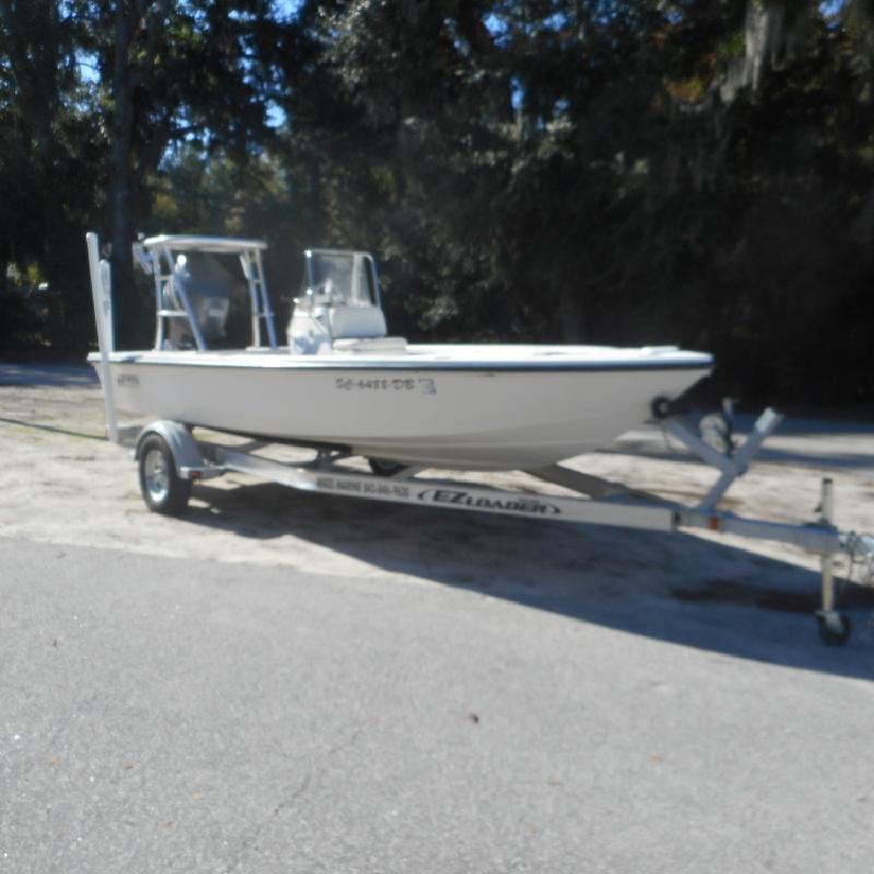 2008 Hewes Redfisher 16 Lady-s Island SC
