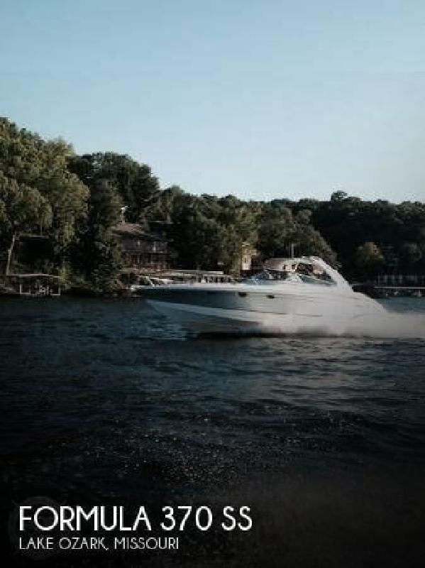 2006 Formula 370 SS Lake Ozark MO