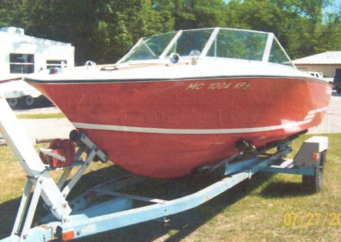 1977 - Chris Craft - 19 Lancer in Au Gres, MI