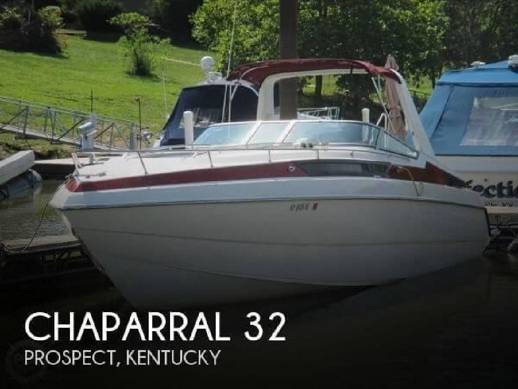 1989 Chaparral Boats 32 Laser Prospect KY