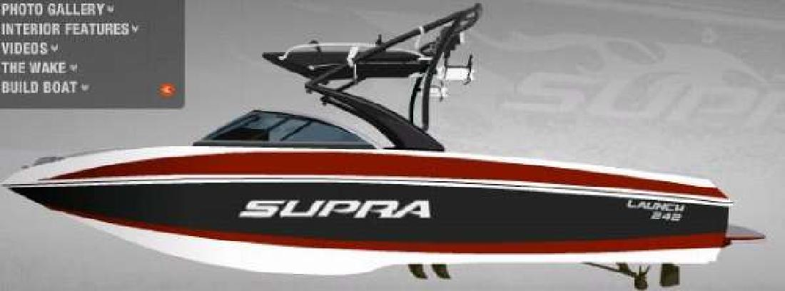 2011 24' Supra Launch 242