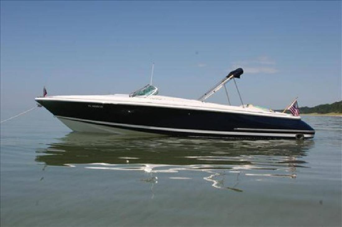 59 900 used 2002 chris craft launch launch 28 for sale in for Used chris craft launch for sale