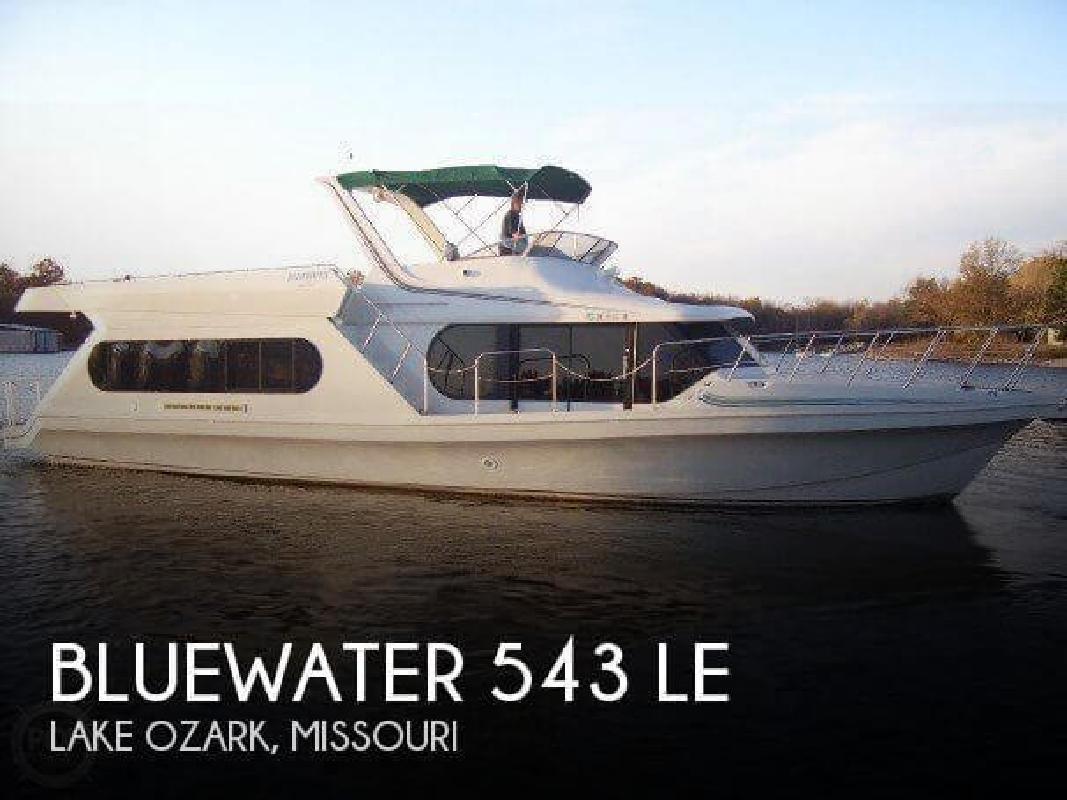 1996 Bluewater Yachts 543 LE Lake Ozark MO