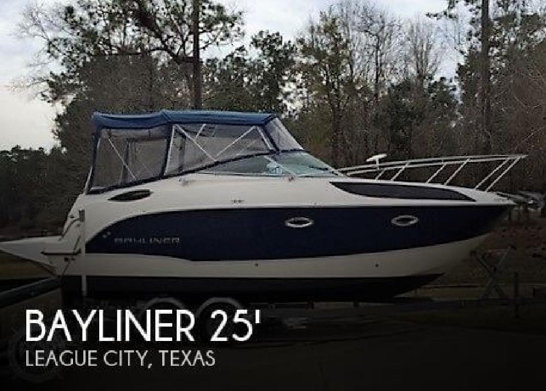 2009 Bayliner 245 Criuser League City TX