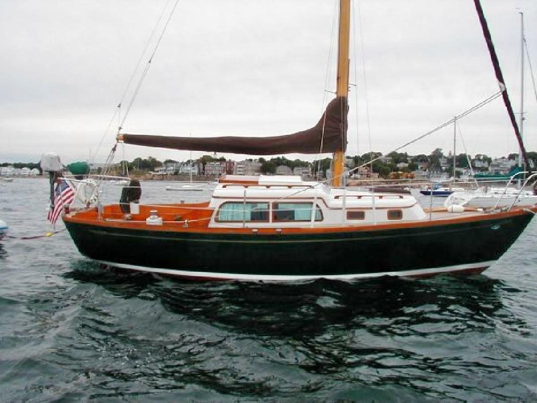 1974 27' Cheoy Lee 28 Offshore for sale in Milford