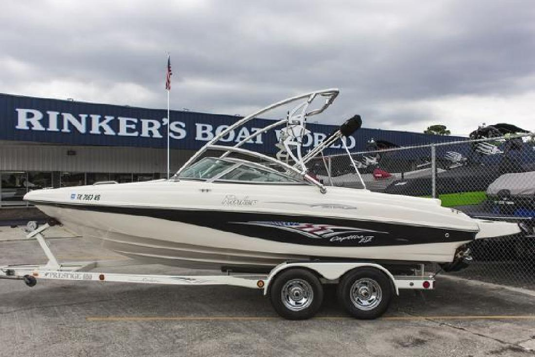 2004 Rinker Captiva 212 Liberty Edition Houston TX