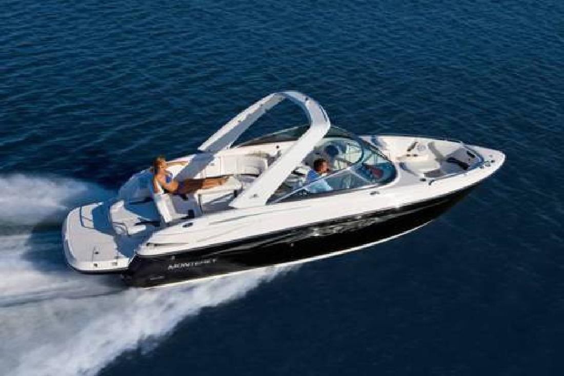 2011 Monterey 264FS & 264FSX Limited Edition Sport Boats in Phoenix, Arizona