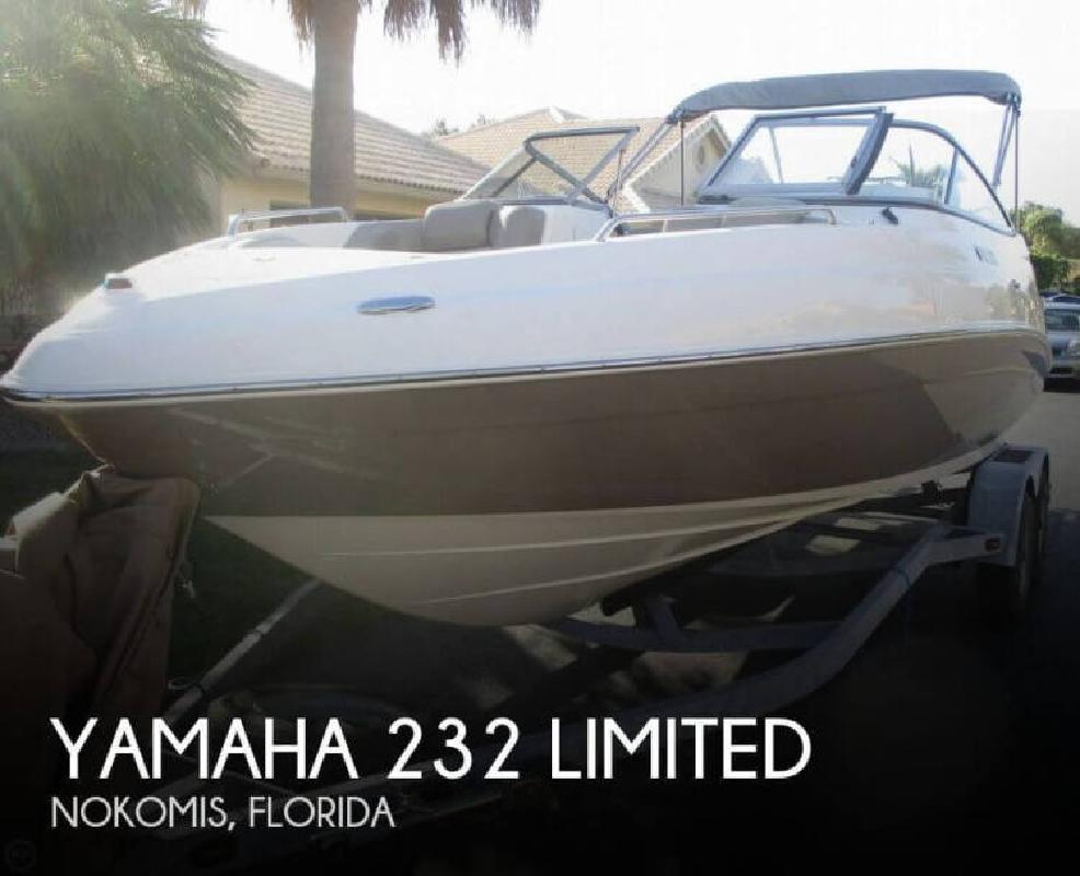 2009 Yamaha 232 Limited Nokomis FL