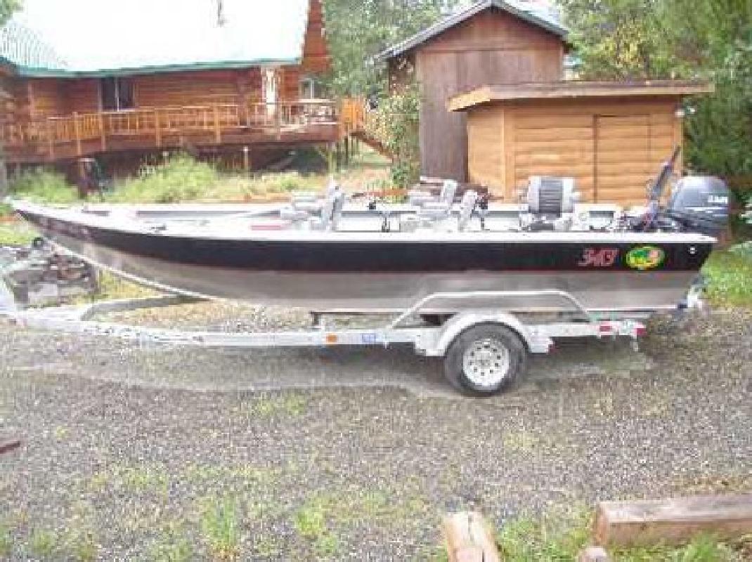 $27,000 2007 FishRite Kenai Lite Powerboat
