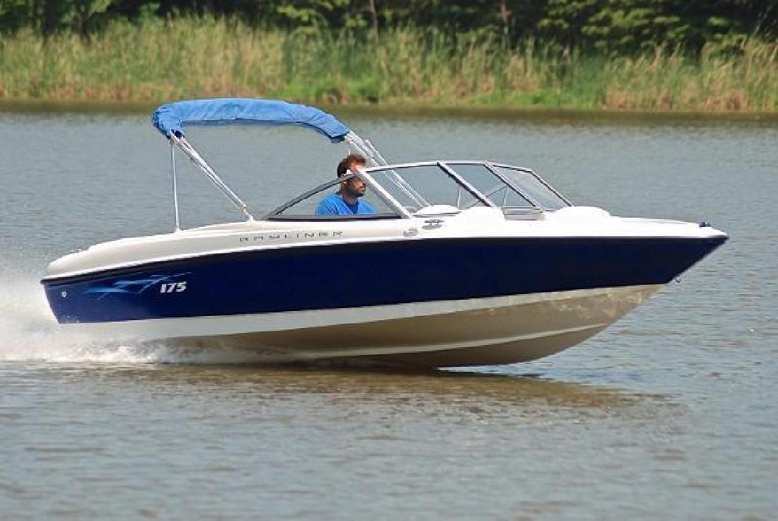 2006 Bayliner 175 Little Rock AR