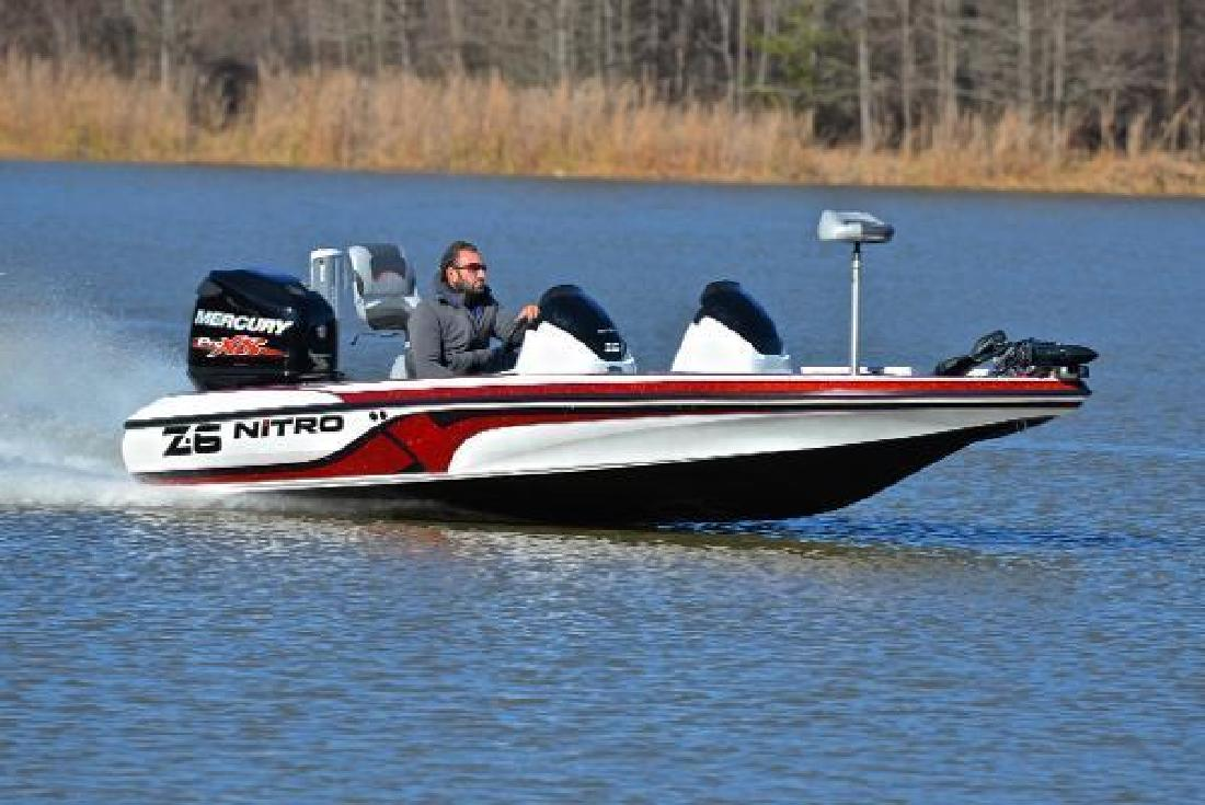 2015 Nitro Z-6 DC Little Rock AR