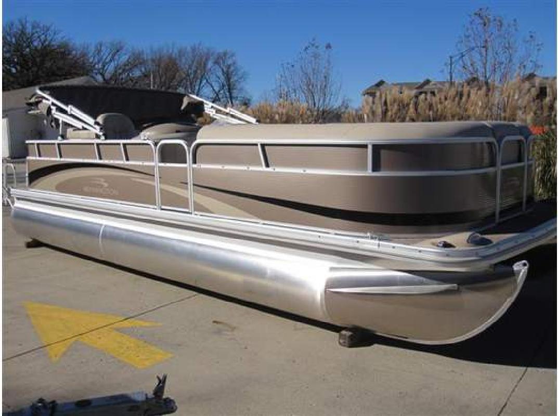 2011 24' Bennington Marine LLC pontoons 2274gli