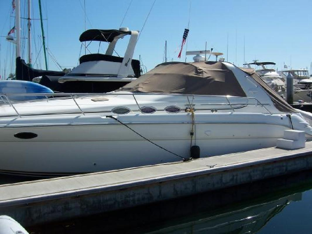 1995 sea ray 370 long beach ca for sale in long beach for Long beach fishing boat
