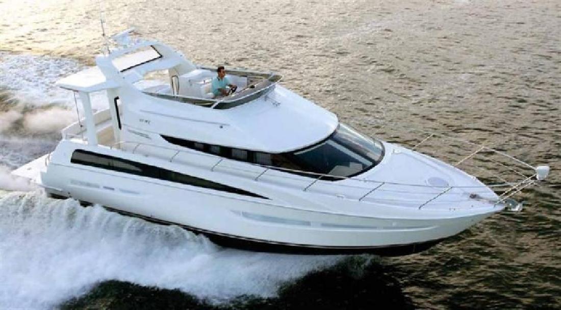 2006 CARVER Motor Yacht LOW HOURS Iuka FL