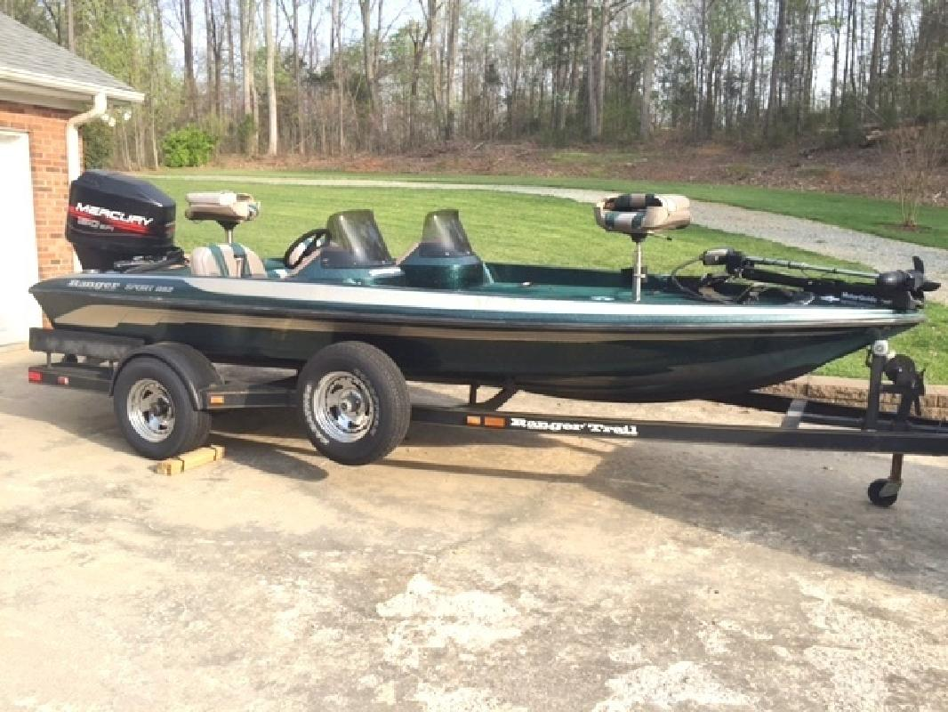 Ranger | New and Used Boats for Sale in South Carolina