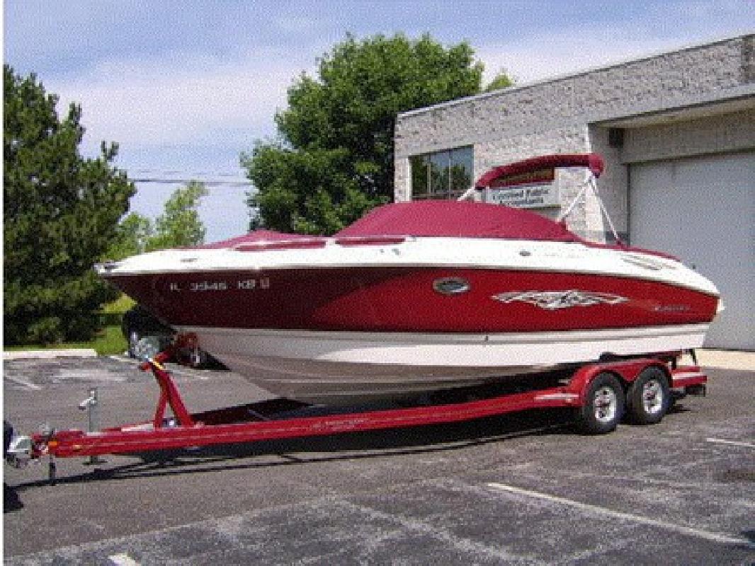 $3,800 2007 Monterey 248 LS Bowrider
