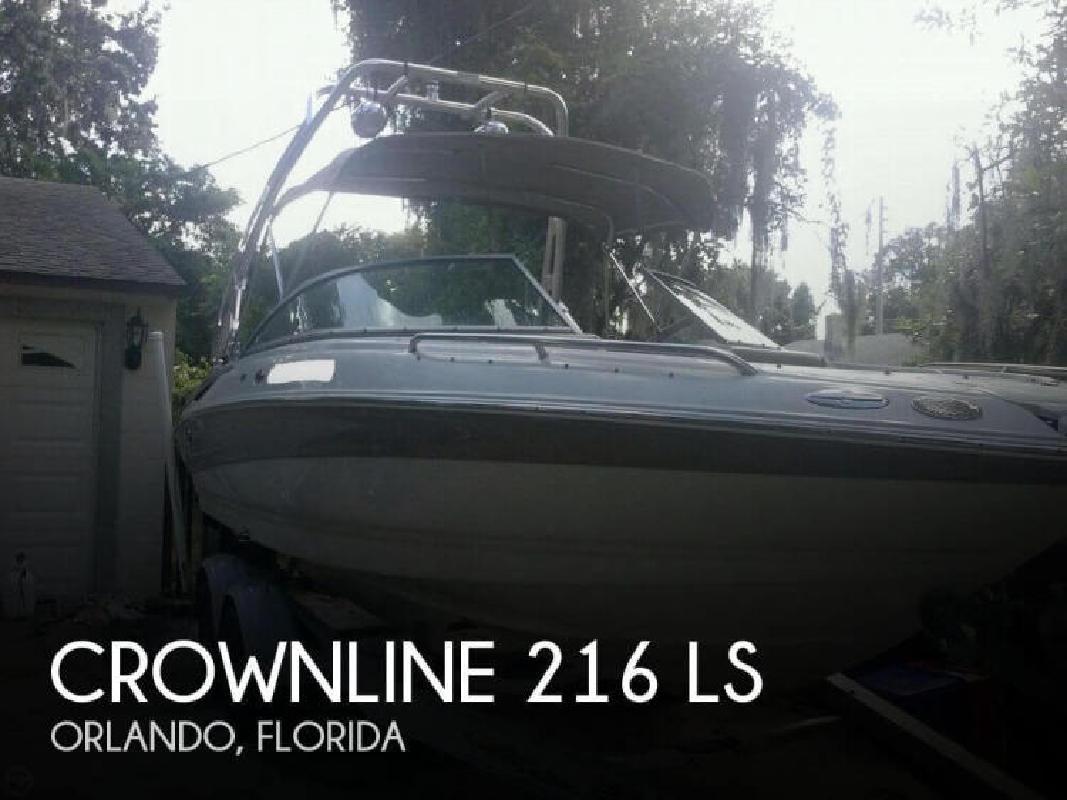 2005 Crownline Boats 216 LS Orlando FL