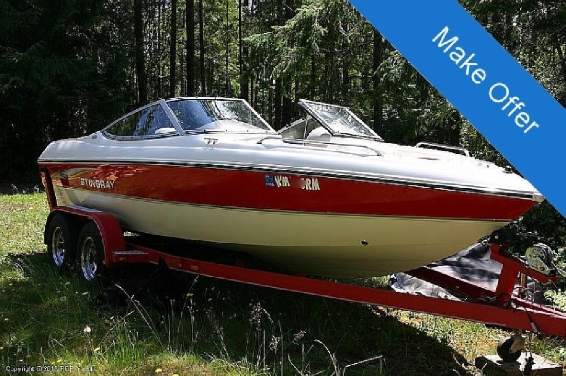 2003 Stingray Boats 190 LS Port Orchard WA for sale in Port