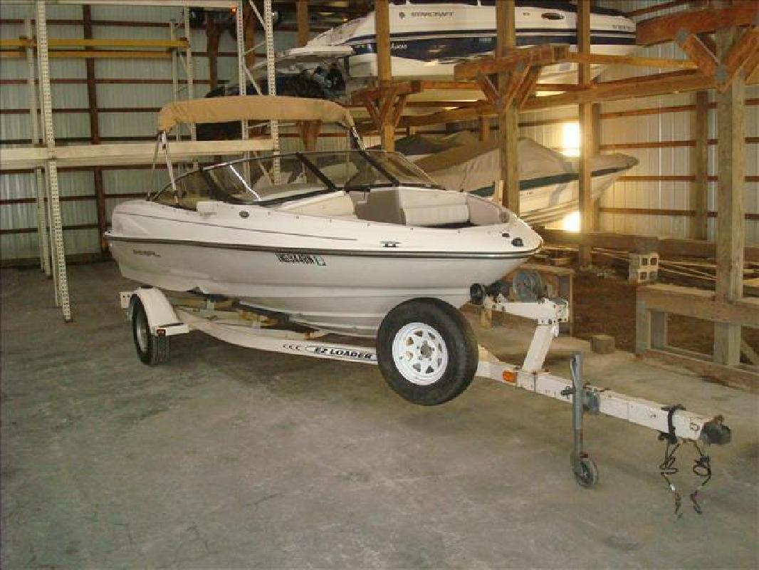 1999 Regal Boats Sport boat 1800 LSR open bow Syracuse IN