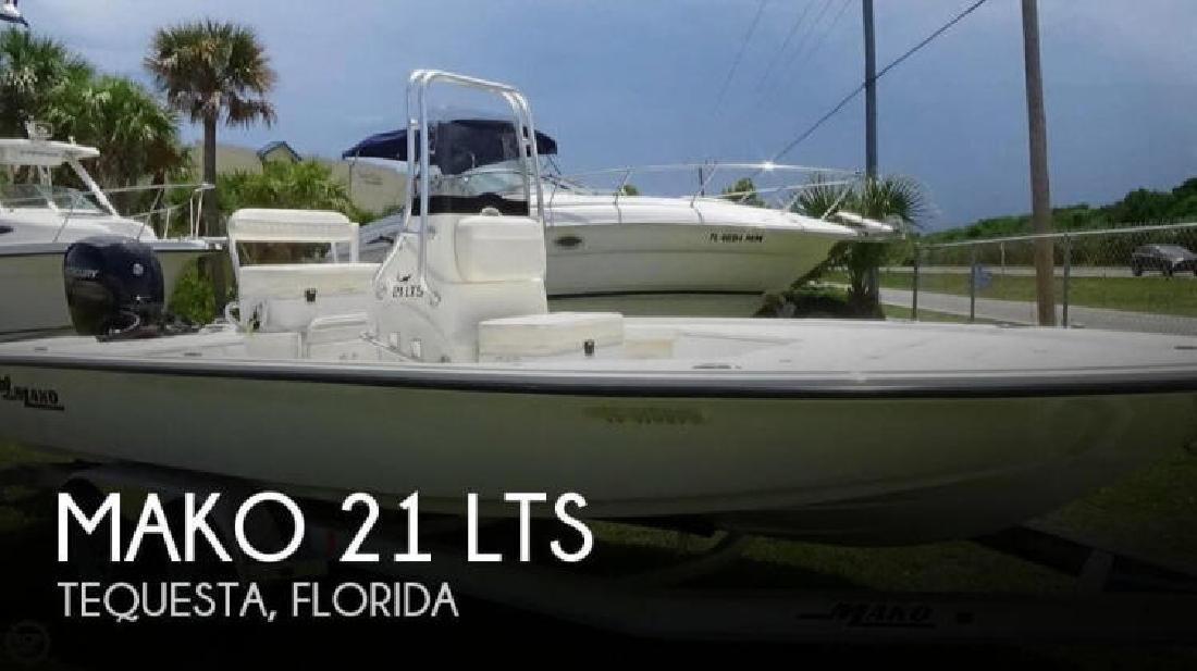 2014 Mako Marine 21 LTS Hobe Sound FL