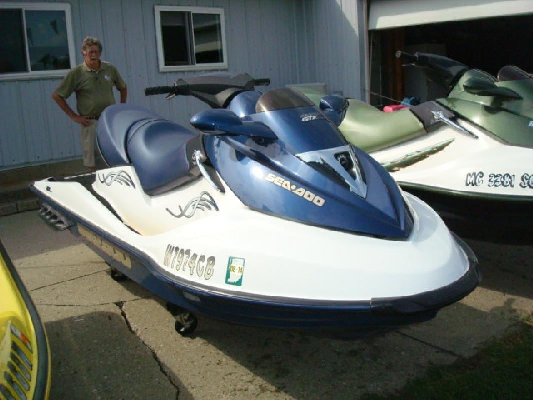 2005 11' Sea Doo Luxury Performance GTX