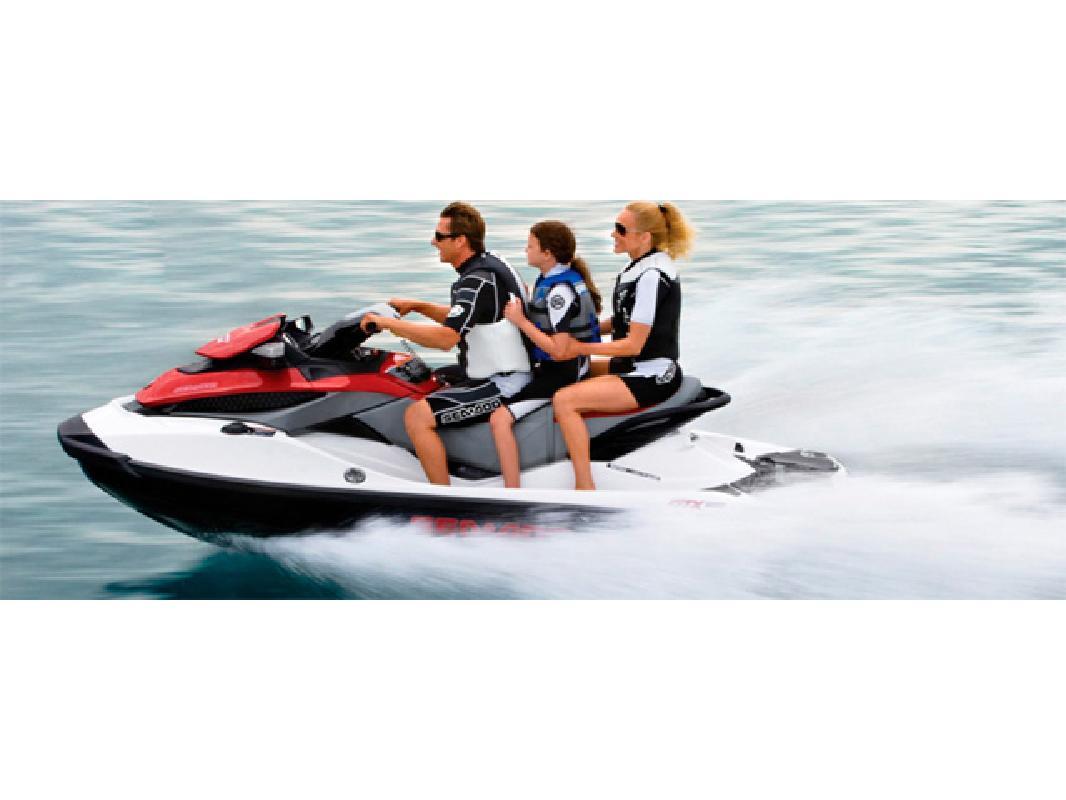 2011 11' Sea Doo Luxury Performance GTX 215/155