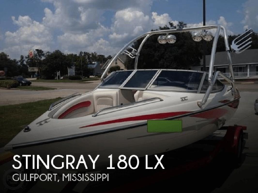 2003 Stingray Boats 180 LX Gulfport MS