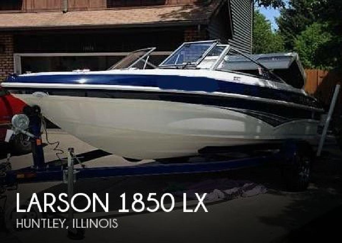 2010 Larson Boats 1850 LX Huntley IL