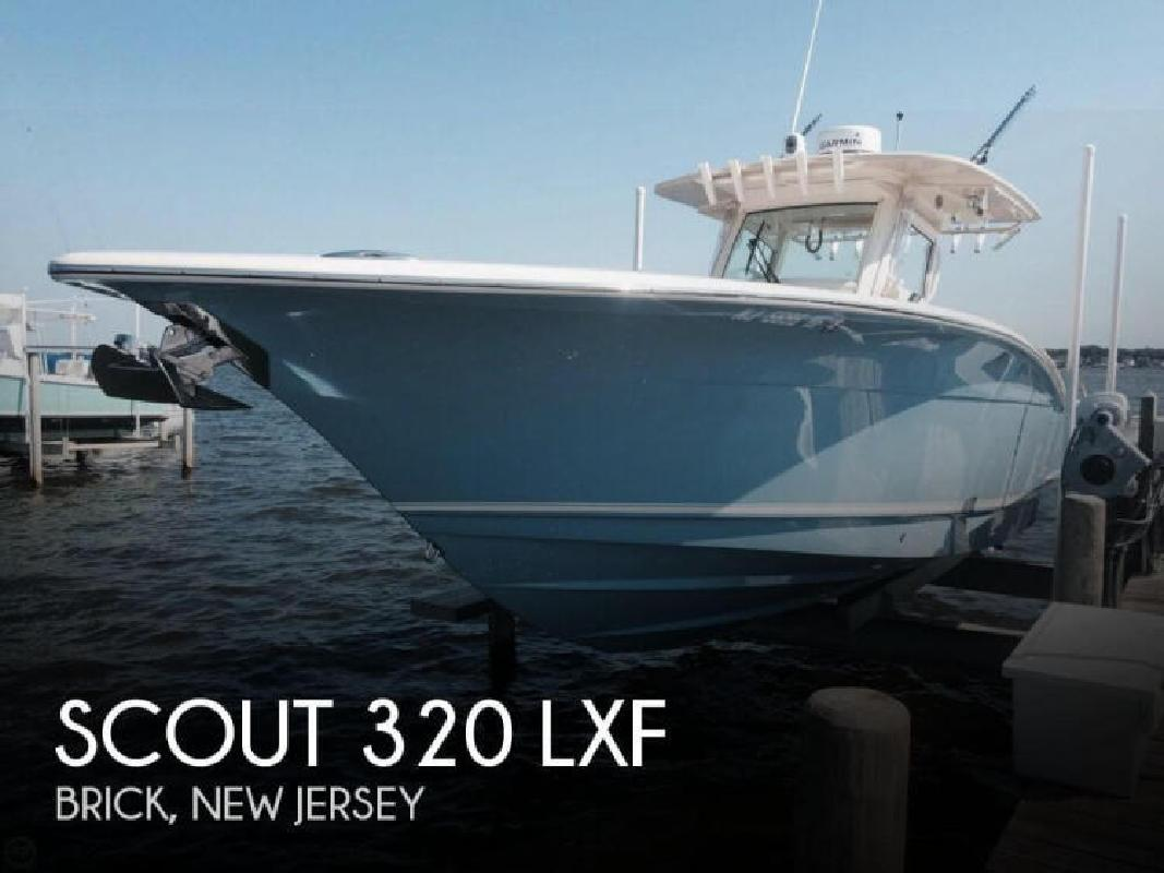 Scout new and used boats for sale in new jersey for Fishing boats for sale nj