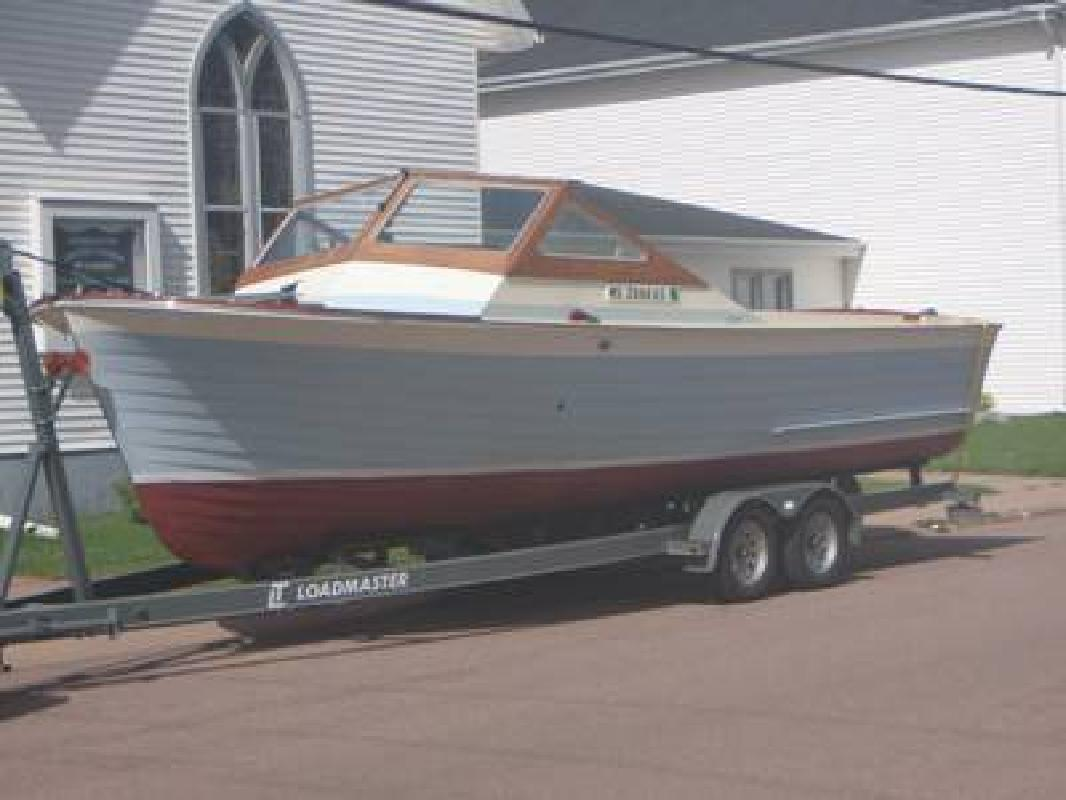 $9,900 Used 1969 Lyman Offshore