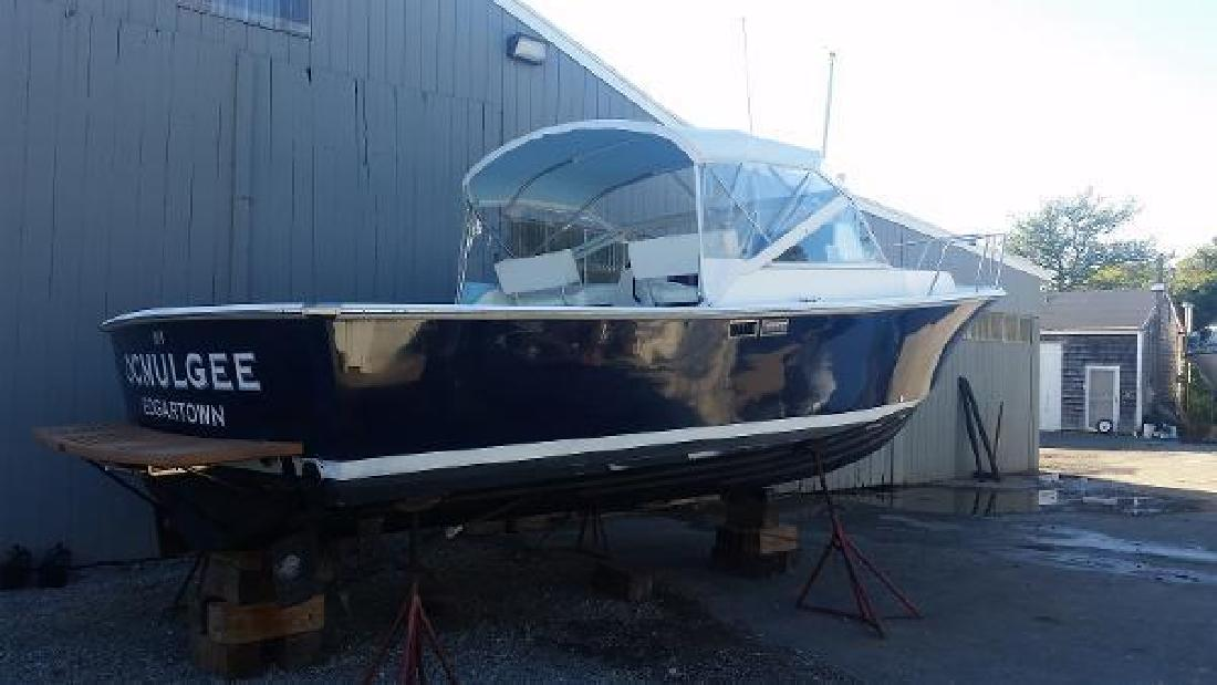 1986 Black Watch 30 NFalmouthPlymouthMattapoisett MA in Westbrook, CT