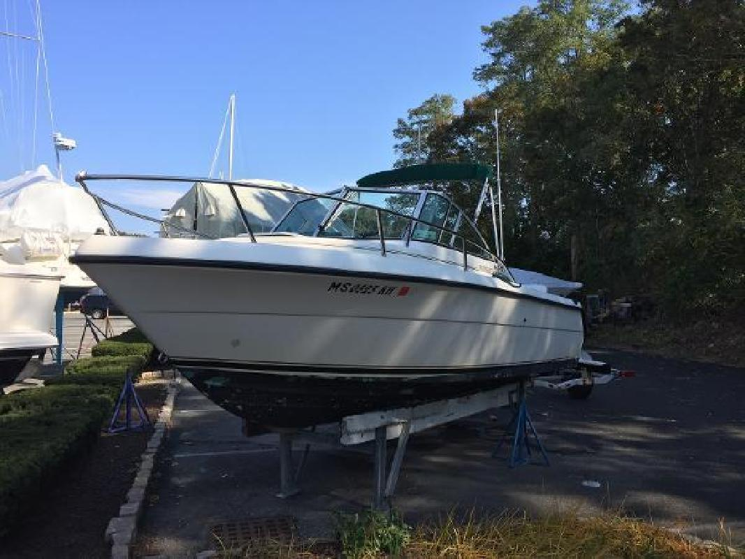 1999 Pursuit 2270 Kodiak NFalmouthPlymouthMattapoisett MA in Westbrook, CT