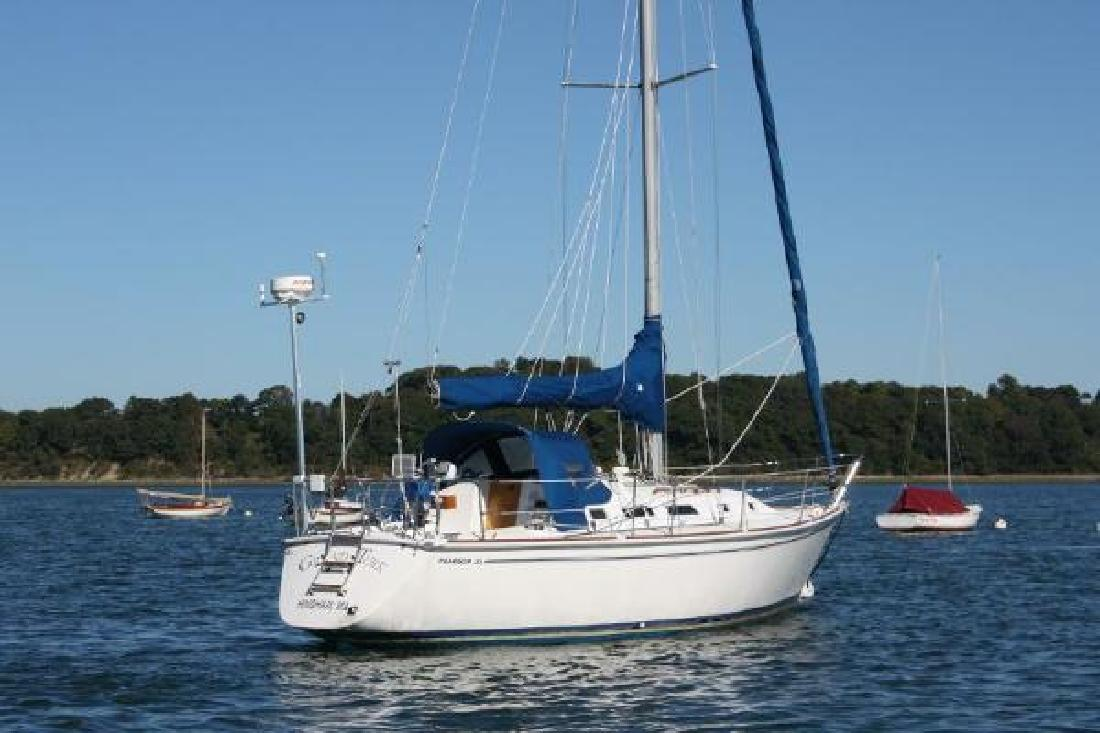1986 Pearson 33 NFalmouthPlymouthMattapoisett MA in Westbrook, CT