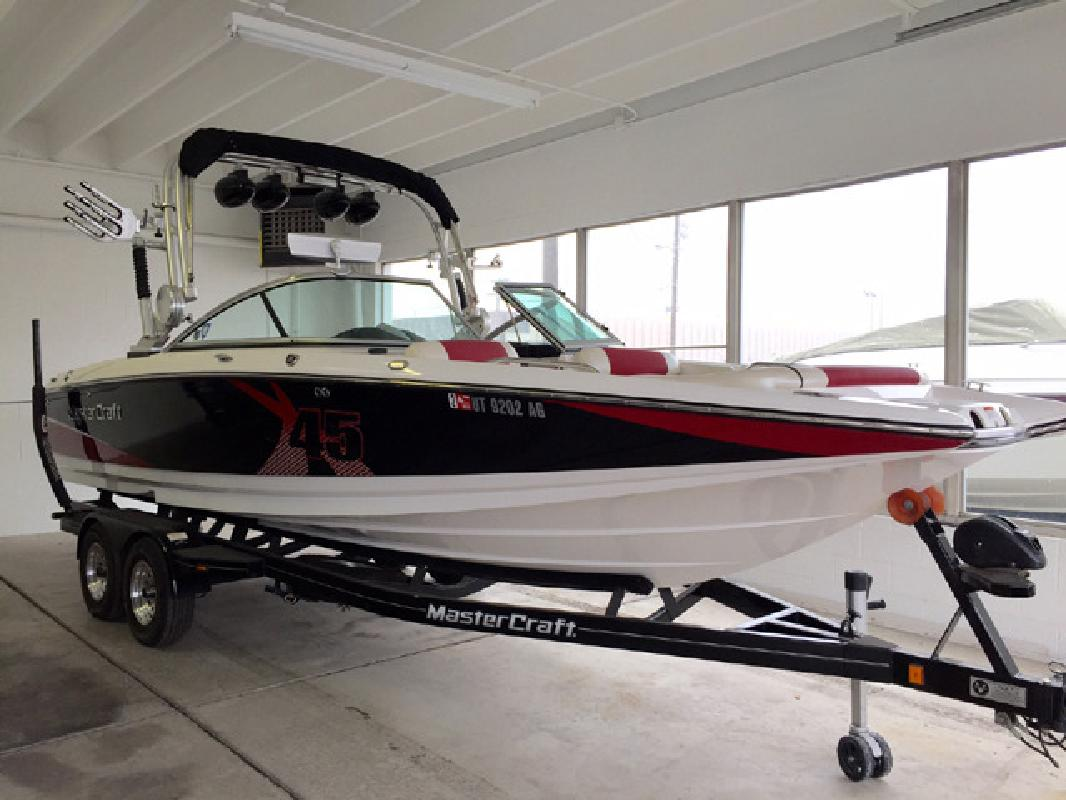 2012 24 MasterCraft X-45 Bowrider in 3600 S Main St. In Salt Lake City, UT