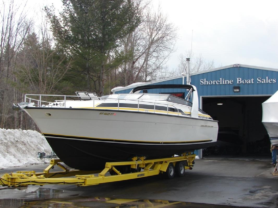 1990 39' MAINSHIP Mediterranean for sale in Lake George, New York | All Boat ...