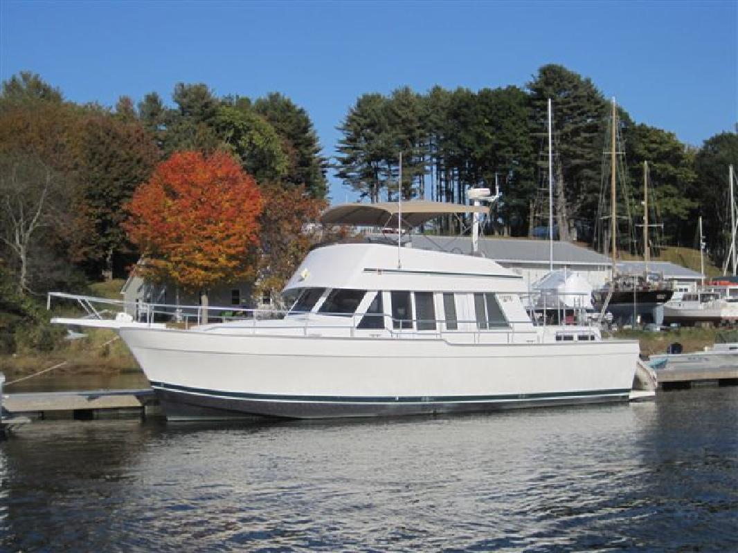2000 43' MAINSHIP Trawler