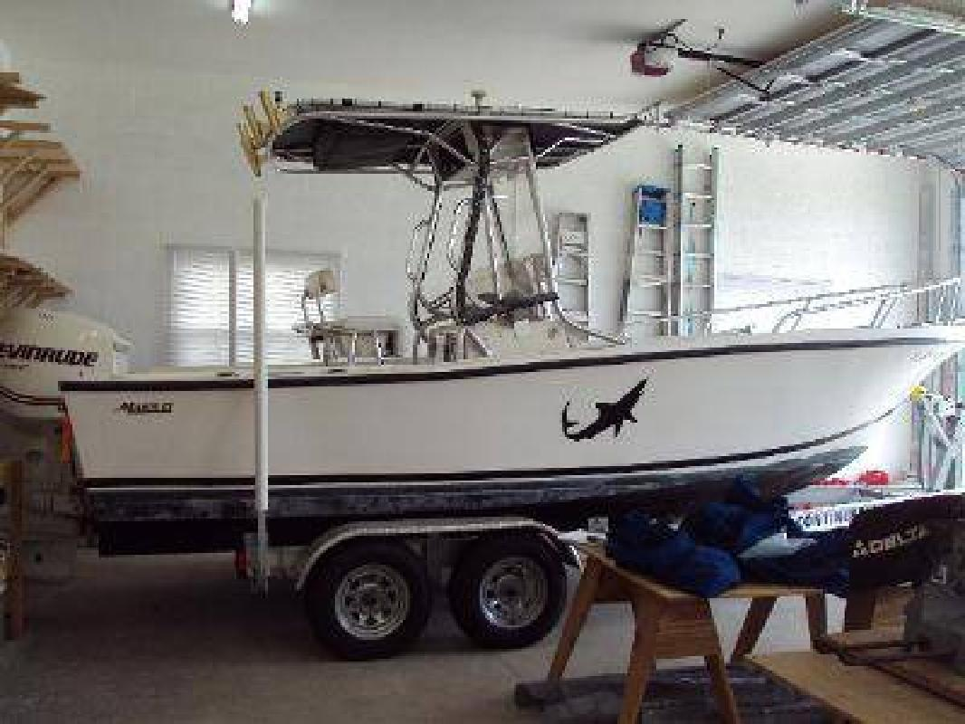 $15,995 1979 Mako Boats Mako 21