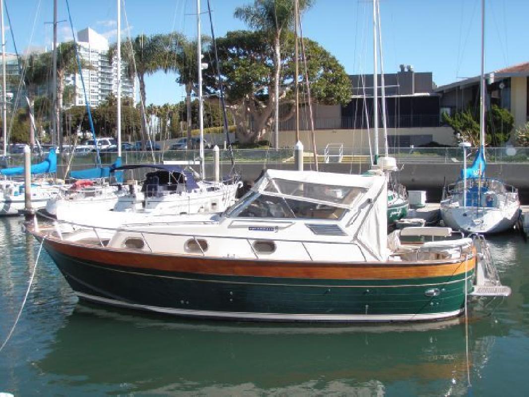 1998 Apreamare Smeraldo 9 Marina del Rey CA