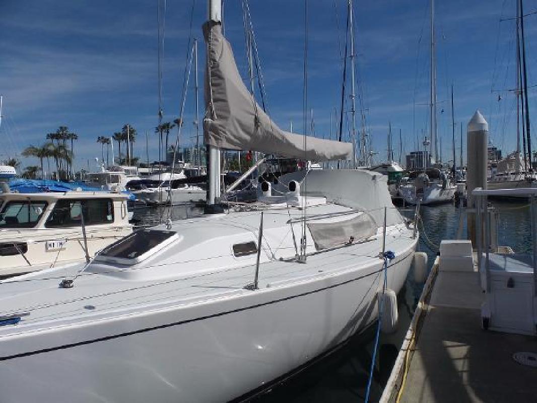 1999 J Boats J32 Marina del Rey CA