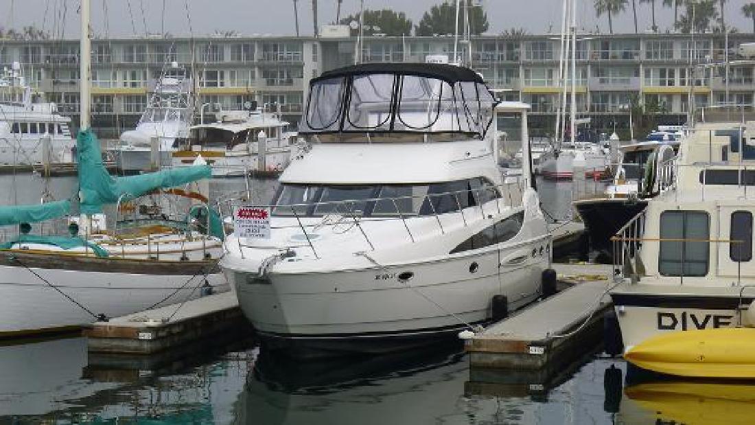 2004 Meridian 408 Motoryacht Marina del Rey CA
