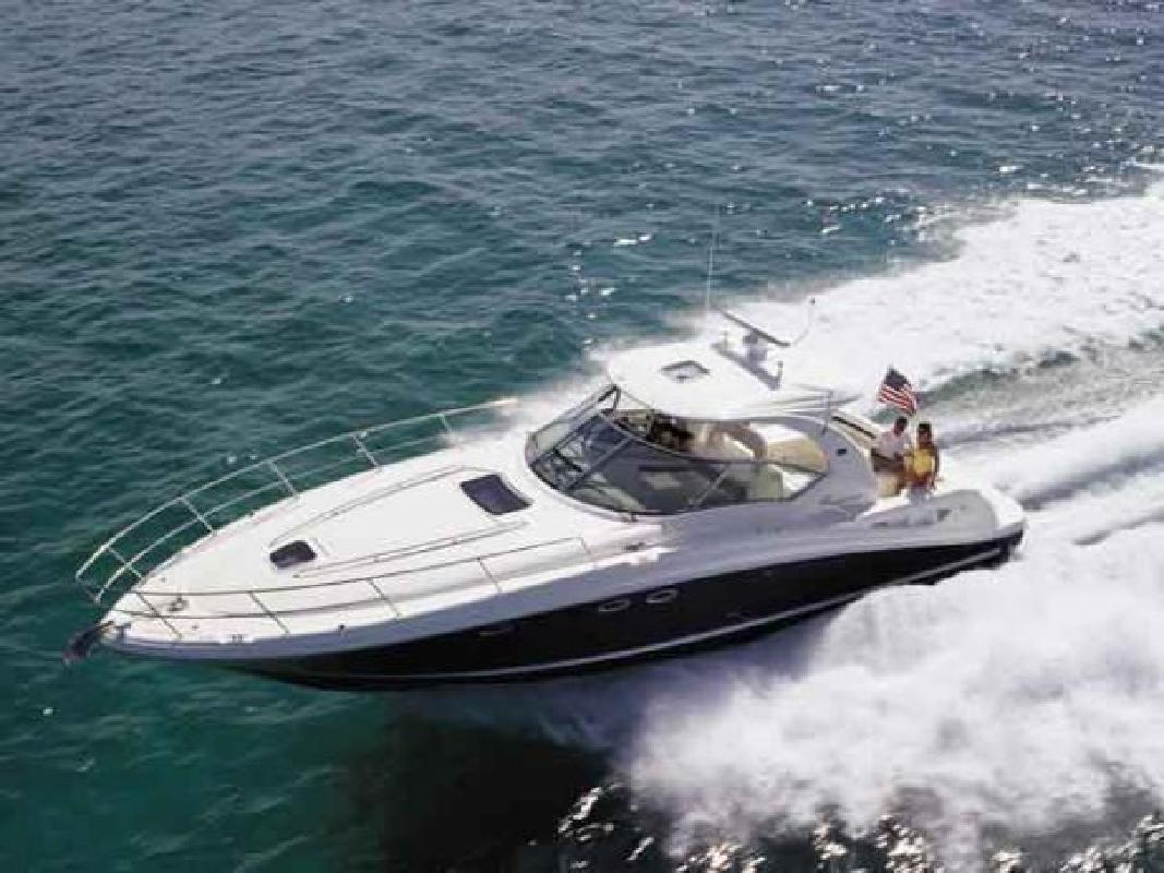 2005 Sea Ray 420 Sundancer Marina del Rey CA